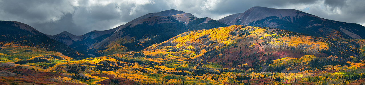 Photo of the La Sal Mountains